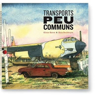 Table ronde, Transports peu communs : image 1